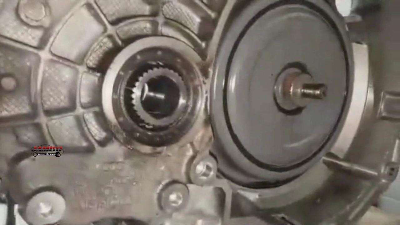 audi a3 2009 engine crankshaft rear main seal youtube rh youtube com