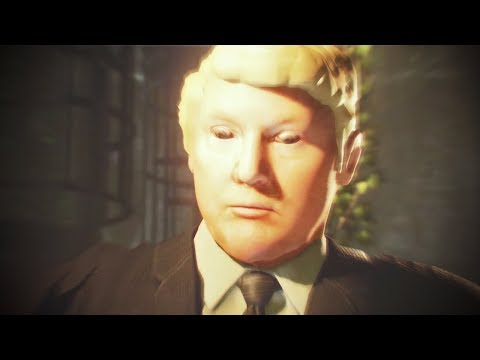 DONALD TRUMP CUTSCENE... Zombies Moments #76 Call of Duty Black Ops 3 2 1 Gameplay