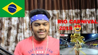 INDIAN REACTS TO Brazilian carnival 2019