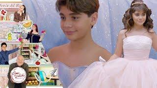 Gabriel anhela su fiesta de XV años | A quien no ama... | C...