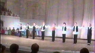 Еврейский танец - Моисеев.avi
