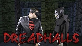 Dreadhalls Angry Review [VR]