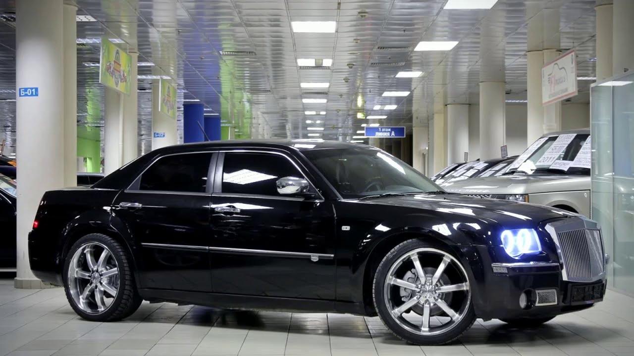 Chrysler 300C с пробегом 2008