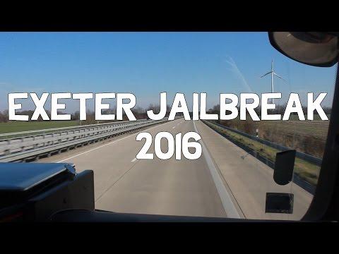Exeter Jailbreak 2016