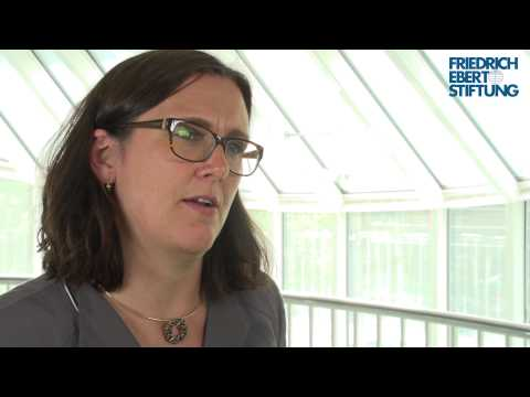 Interview: fighting right-wing extremism (Cecilia Malmström, EU-Commissioner)