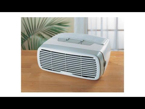 Best Air Purifier For Allergies : Holmes HAP242-UC HEPA Air Purifier