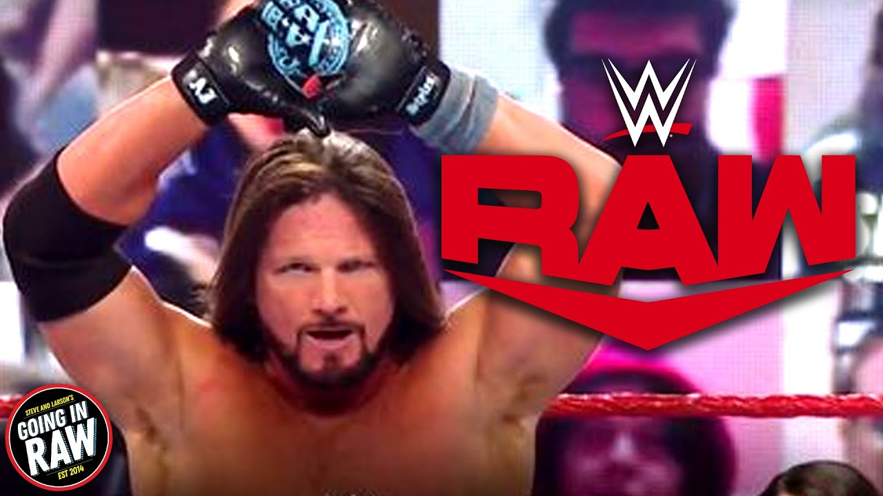 AJ Styles Crowned New #1 Contender For TLC | WWE Raw Full Show Results & Review | Going In Raw