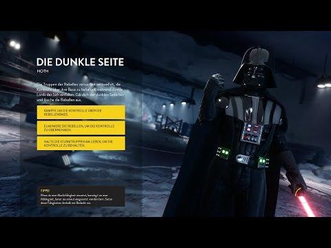 Star Wars Battlefront 2015 | Tutorial: Die Dunkle Seite Xbox One Let's Play (Deutsch) - 60FPS