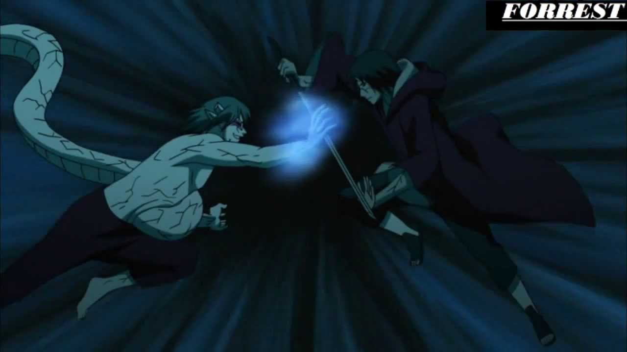 UCHIHA BROTHERS VS KABUTO AMV Bullet For My Valentine - Your Betrayal