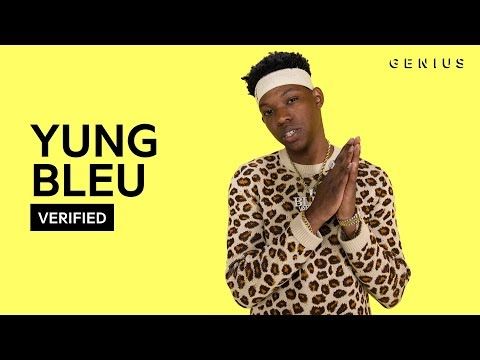 """Yung Bleu """"Ice On My Baby"""" Official Lyrics & Meaning 