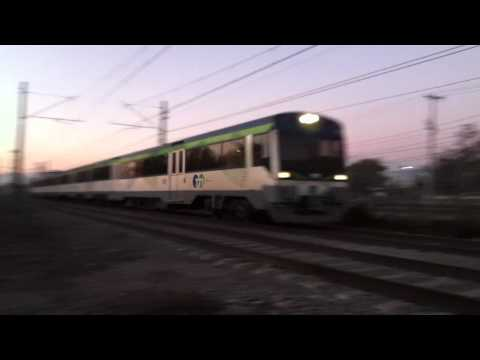 Trains in Santiago, Chile (UT-440 Automotive Electrical R)