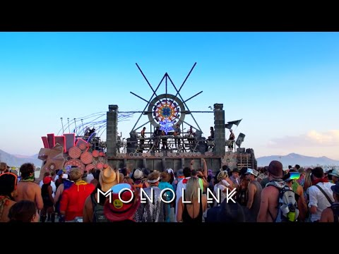Monolink (live) - Mayan Warrior - Burning Man 2018