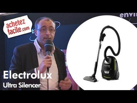 Foire de paris 2013 aspirateur ultra silencer usgreen d for Aspirateur de table electrolux
