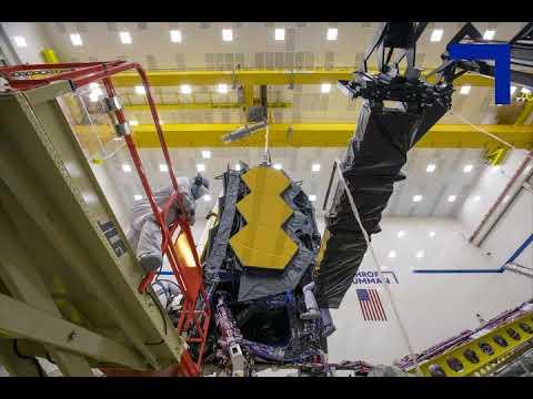 Northrop Grumman and NASA deploy the James Webb Space Telescopes Primary Mirror One Last Time