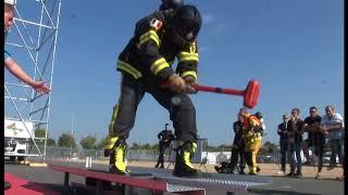 Quand les sapeurs-pompiers du Nord font le Show !