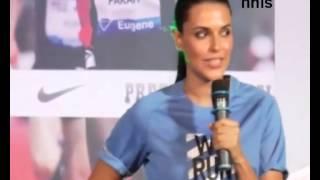 Neha Dhupia Promotes Running Among Mumbaikars