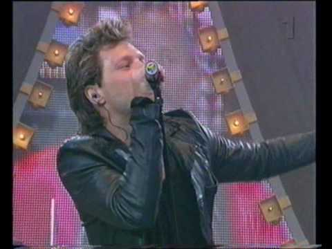 Jon Bon Jovi - Keep the faith / Sympathy for the devil (live) - 16-08-1997