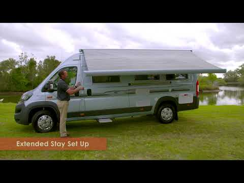 Horizon Motorhomes | How To Videos | Operating the Awning