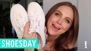 Shoesday: Superga x Alexa Chung Cothook Sneakers | E!