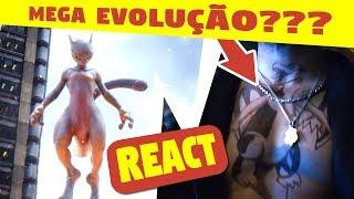 MEGA EVOLUÇÃO NO FILME POKÉMON DETETIVE PIKACHU?