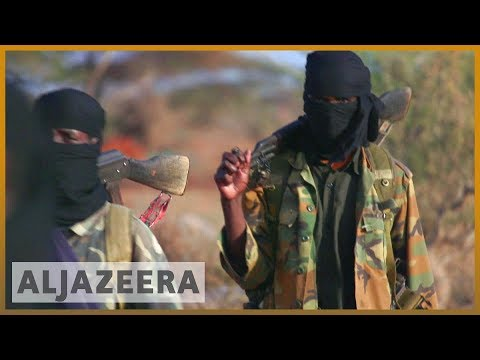 🇺🇸🇸🇴 US has increased military intervention against al-Shabab   Al Jazeera English