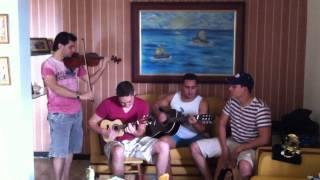 Tive Razão - Seu Jorge - violino - violão - cavaco