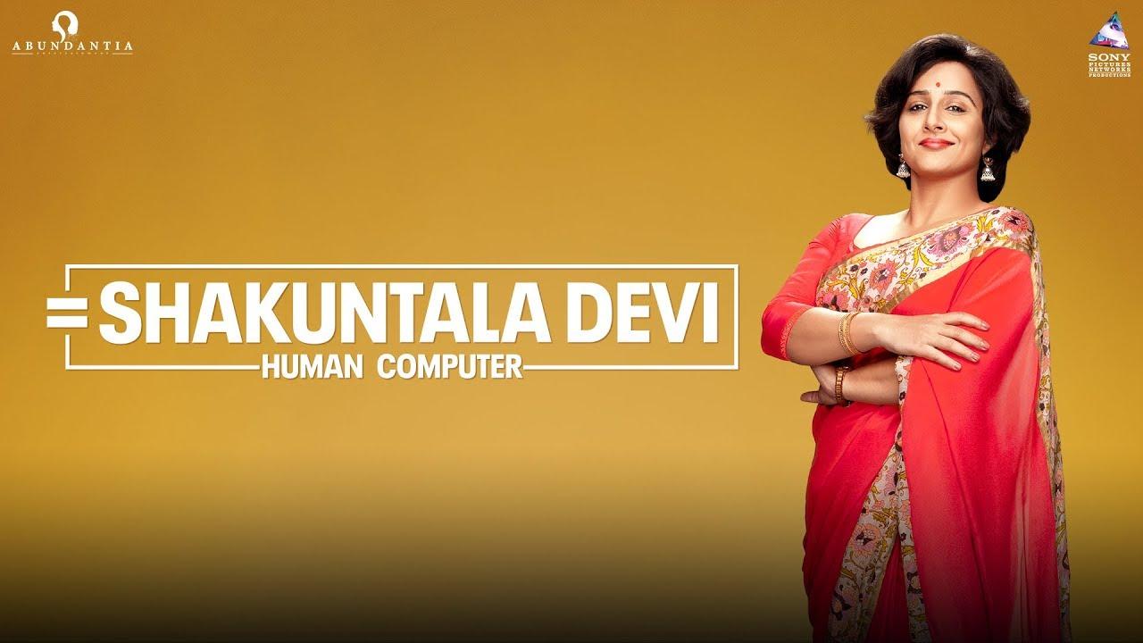 Image result for shakuntala devi biopic