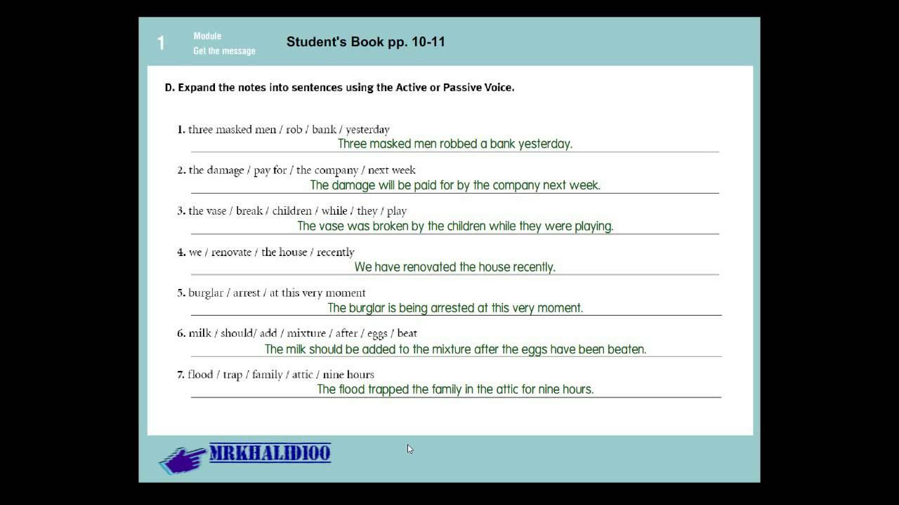 شرح كتاب تتش ستون 1