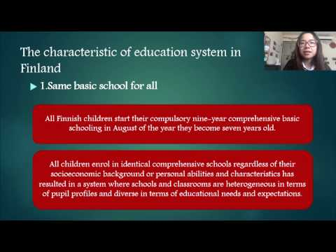 551611035 the education system and economic growth and development in Finland