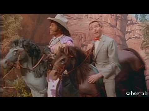 Brokeback Pee-wee (..Herman/Cowboy Curtis)