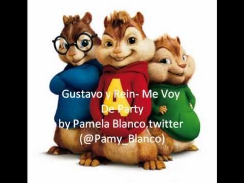 Alvin and the Chipmunks - Me Voy De Party - Gustavo y Rein.wmv