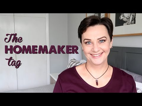 The Homemaker Tag | A Thousand Words