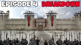 Game Of Thrones Season 8 Episode 4 Breakdown! 🛡⚔️