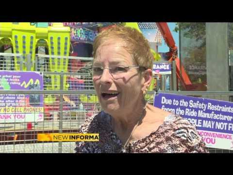 Rock County 4-H fair shuts down Fire Ball ride
