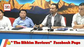 Minister Sanjit Kharel's statement  proves that SKM has started 'Political Terrorism' : SDF Party.