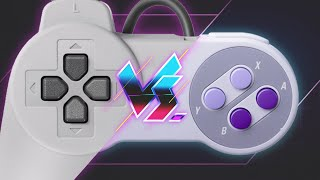 PlayStation Classic Vs. SNES Classic | Versus