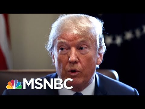 Trump-Mueller Interview Talks Collapse After FBI Raid On Cohen | MSNBC