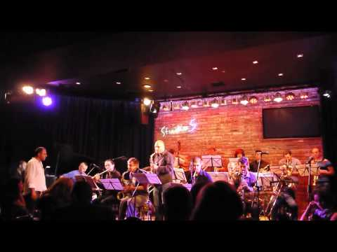 Brazz Association Big Band (BG) & Angel Zaberski - Slow Motion @ Studio 5, 13.09.2013