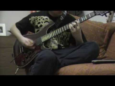 Fixation On The Darkness - Killswitch Engage Cover