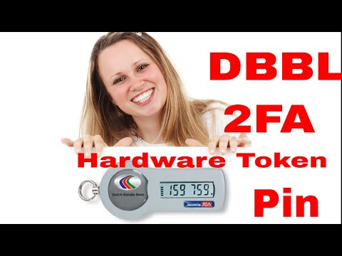 DBBL Internet Banking  2FA Hardware Token Unboxing 😊😊😊Dutch Bangla Bank