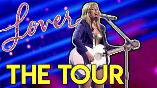 Taylor Swift REVEALS Lover Tour Plans | Taylor Swift Tuesday #70