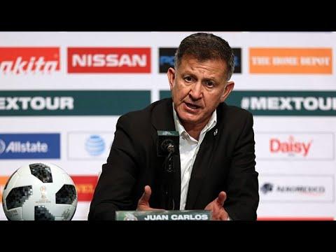 Concluyó gira de Juan Carlos Osorio por Europa