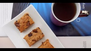 How To Make Blondies - Blondies That Are Healthier But Still Incredibly Delicious - Blondies Recipe