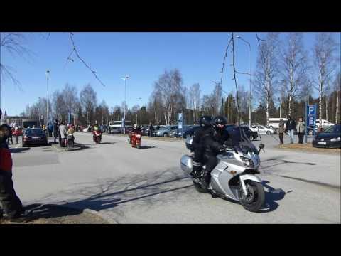 Vappuajo 2017 Oulu