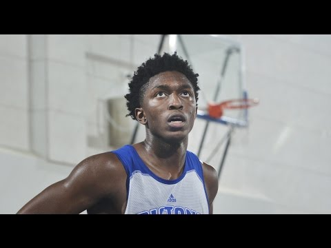 Stanley Johnson Motors the Pistons to Victory