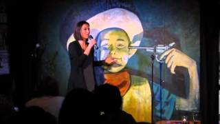 "Katerina Strani: ""Mind Your Language"" @Edinburgh Bright Club, The Stand, 26/11/2013"