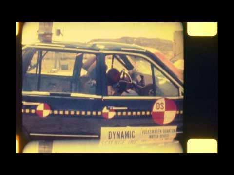 1982 Volkswagen Quantum/Passat/Santana NHTSA Full Frontal Impact (Two Stars - Fatal Injuries)