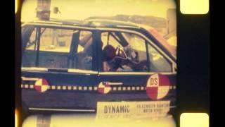 1982 Volkswagen Quantum/Passat/Santana Nhtsa Full Frontal Impact (Two Stars - Fatal...)