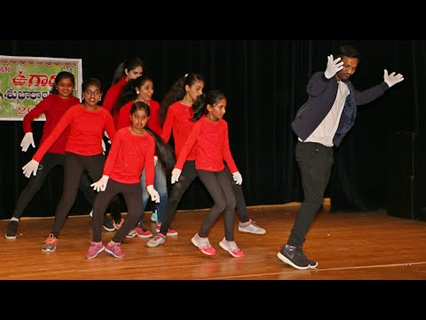 Yanthara Lokapu Sundarive (Robo 2.0) - Telugu Montreal Ugadi 2019