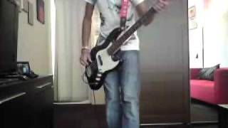 Invaders Must Die - The Prodigy (Bass Rendition)